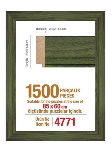 Educa Heidi 1500 Parçalık Puzzle Çerçevesi 60X85 Cm 4771 Renkli
